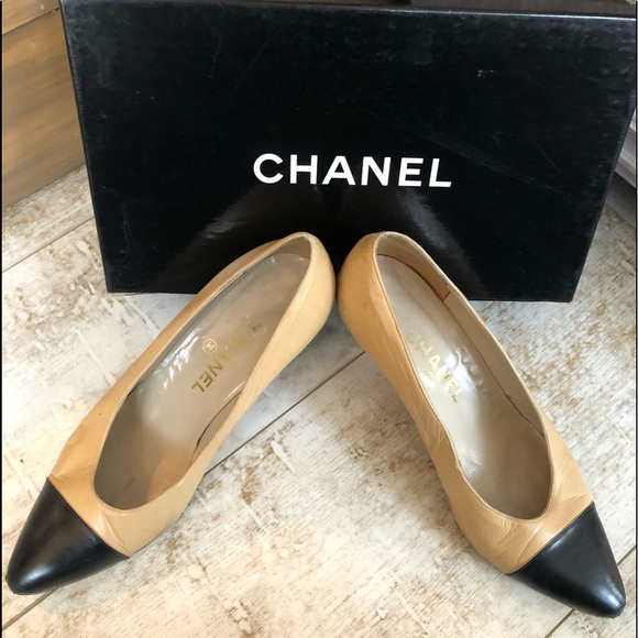 CHANEL Shoes - CHANEL .... heels